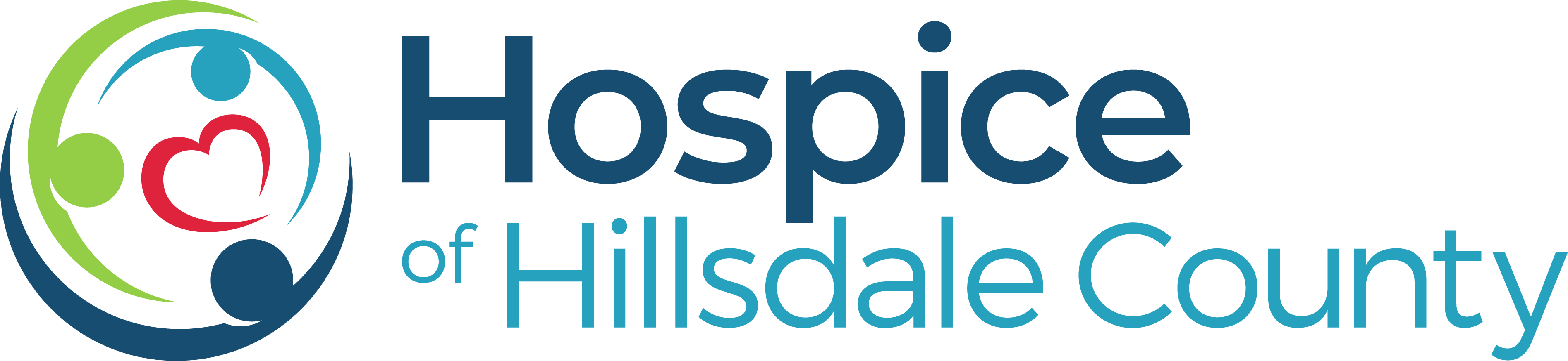 Hospice of Hillsdale County logo